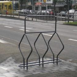 Fahrradständer QUADRIGA 3 Bügel