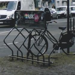 Fahrradständer QUADRIGA 4 Bügel