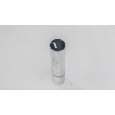 Bodenhülse für Absperrpfosten rund mit Dreikantverschluss