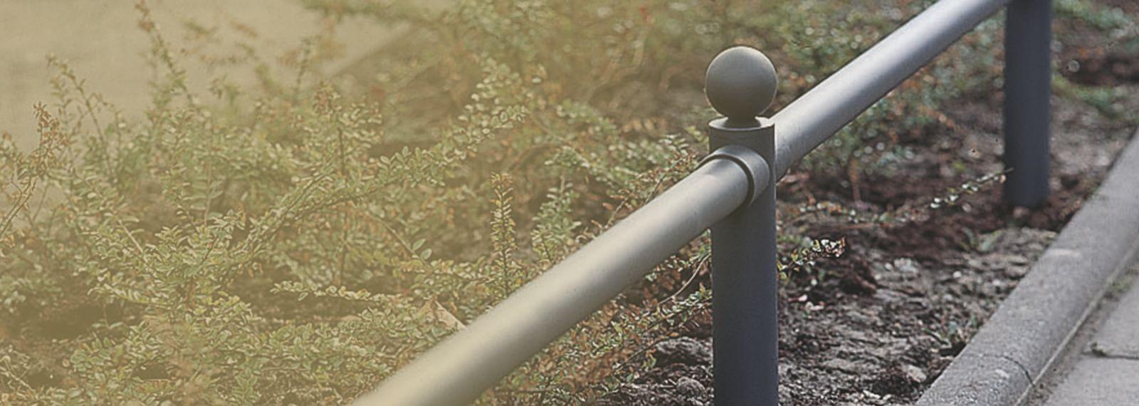 Grünflächenschutz-Poller AGNES